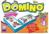 Juego Implas Domino Animales Cod.8