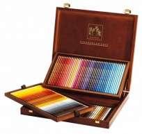 Lapices De Colores Caran Dache Artist Supracolor x 120 Largos En Caja De Madera 3888-920 Cod. 08902511920
