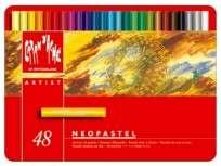 Crayon Caran Dache Neopastel  x 48 Unid. Carton/Lata 7400-348 Cod. 05502503848