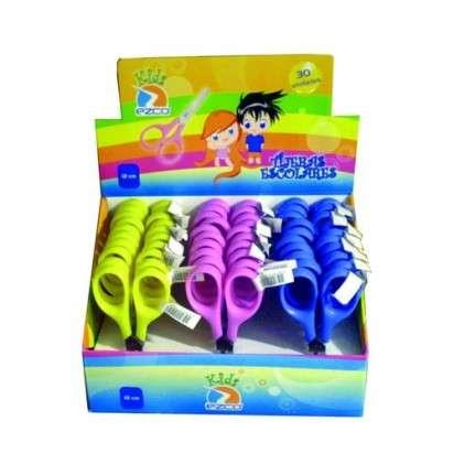 Tijera Escolar Ezco Linea Kids 12 Cms. Cod. 510458