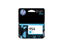 Cartucho Hewlett Packard 954 (L0S50AL) Cyan P/Officejet Pro 8210/8710/8720/8730 Cod.  Ci-Hp-L0S50A