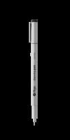 Microfibra Filgo Graduadas 1.0 Grueso Color Negro Cod.Dr-1001 10