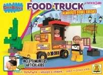 Juego Implas Bloques Y Construccion Food Truck Cod.159