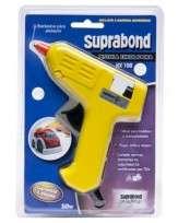 Pistola Suprabond HX-100 Encoladora Para Barra Fina Potencia 10 Watts  Blister Cod. C Phx 100