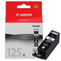 Cartucho Canon PGI-125 Negro P/Ip-4810/Mg-5210/Mg-6110 Cod. Ci-Cn-P12500