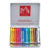 Crayon Caran Dache Neocolor Acuarelable x  15 Unid. Lata 7500-315 Cod. 05502502815