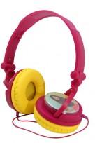 Auriculares Vinxie Disney Tipo Casco Linea Soy Luna Modelo 507 Cod. Au-Dy-Sl507P