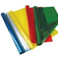 Papel Celofan Hl 55X90 Cm. 20Mic. Impreso Color Rojo Paq. X50 Hjs. Cod. Cel101/1
