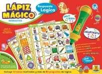 Juego Interactivo Implas Lapiz Magico Resp. Logica Cod.167