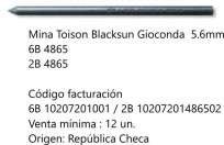 Minas Toison Dor Blacksun 2B 5,6 Mm. Cod. 10207201486502