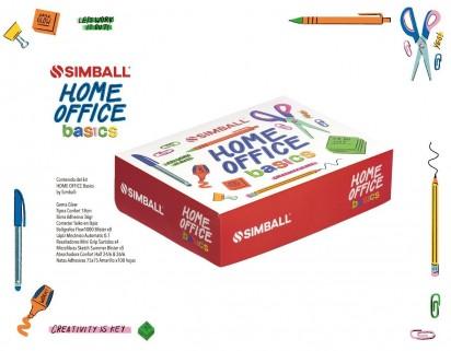 Caja Simball Home Office Basics 10 Elementos. Cod.216980052