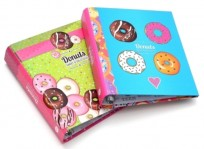 Carpeta Util Of 3 x 40 Donas  Cartone Cod. C3139
