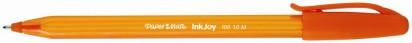 Boligrafo Paper Mate Kilometrico 100 Colors Con Inkjoy Naranja x 12 Unid. Cod. La3668