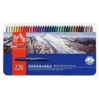 Crayon Caran Dache Neocolor Acuarelable x 126 Unid. Lata 7500-426 Cod. 05502502426