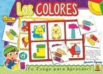 Juego Didactico Y Educativo Implas Los Colores Cod.319