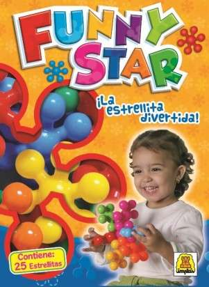 Juego Didactico Y Educativo Implas Funny Star Cod.190