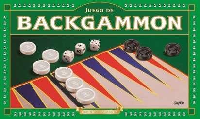 Juego Implas Backgammon De Lujo Cod.3