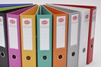 10 Biblioratos Util Of Forrado Plastico A4 Lomo 75 Mm.+ 6 Lapiz Corrector Liquid Paper 7 ml + Regalo 2 Lapiz Corrector Liquid Paper 7 ml. Cod. Promo2