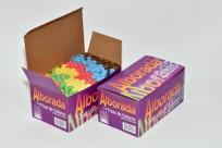 Tiza Alborada Color Comun 6 Colores Surtidos Caja x 144 Unid. Cod. Ticoal144