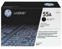 Toner Hewlett Packard  55A (CE255A) Negro P/Laserjet P3015DN Cod. To-Hp-255A00