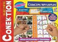 Juego Implas E.Conek Con Luz Y Sonido Ciencias Naturales Cod.368