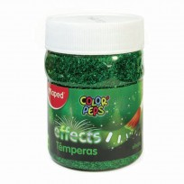 Tempera Maped Color Peps Effect Pote x 200 Ml./250 Grs. Green Grass Cod. 826944