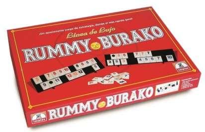 Juego Implas Rummy Burako Cod.465