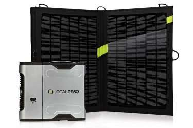 Kit Goal Zero Solar Sherpa 50 Cod. Ca-Gz-Sherp0