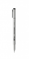 Microfibra Filgo Graduadas 0.2 Color Negro Cod.Dr-1001 2