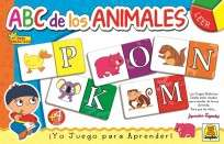 Juego Didactico Y Educativo Implas Abc De Los Animales Cod.313