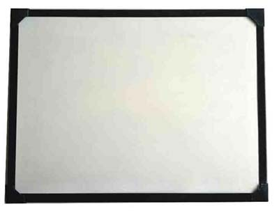 Pizarra Pilot Graph Blanca  75 x 100 Cms. Cod. 1180400170100