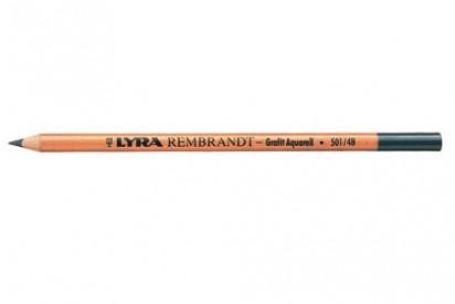 Lapiz Grafito Lyra Rembrandt Acuarelable 4B - 501/4B Cod. L2056104