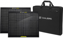 Panel Solar Goal Zero Boulder 30 Kit X 2 (Incluye 2 Paneles Boulder 30) Cod. So-Gz-B30Kit