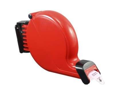 Maquina Expendedora De Numeros Turn-O-Matic Color Rojo Cod. MN01