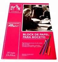 Block Caran Dache Pablo 35 x 50 Emblocado 180 Grs. x 30 Hjs. Cod. 17402501050