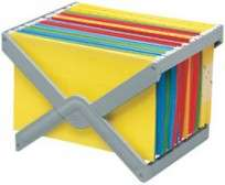 Carpetero Para Carpeta Colgante Eagle Linea Eterna Material Aluminio  Cod. 9351