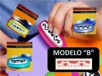 Perforadora Con Forma Asb Especial Para Papel Bordeadoras Mod.B Cod. Perbb