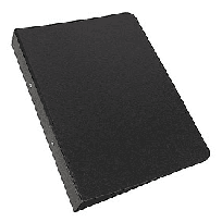 Carpeta Util Of Fibra Negra Oficio 2 x 40 Cod. C2441