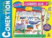 Juego Implas E.Conek Con Luz Y Sonido  Sabias Que. Cod.367