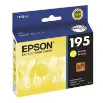 Cartucho Epson T195420 Amarillo 3 Ml. P/Xp 201 Cod. Ci-Ep-954200
