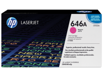 Toner Hewlett Packard 646A (CF033A) Magenta P/Laserjet Color Cm454 Cod. To-Hp-033A00