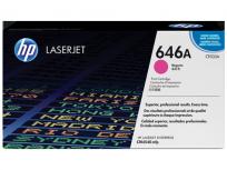 Toner Hewlett Packard 646A (CF033A) Magenta P/Laserjet Color Cm454 Cod. To-Hp-033A00