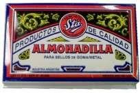 Almohadilla Sta Nro. 1 (53 Mm. x 95 Mm.) Cod. 302-01