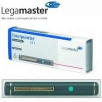 Punteros Laser Legamaster Lx1 Metalico Negro 10 Cm. Unitario Cod.543901000