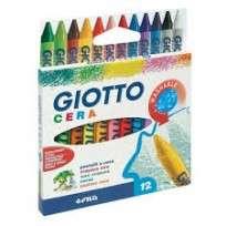 Crayon Giotto Mini x 12 Unid. Cod. 281200Sa