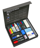 Set Legamaster  1253 00  Meeting Kit Deluxe  Cod.867663000
