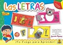 Juego Didactico Y Educativo Implas Letras Cod.404