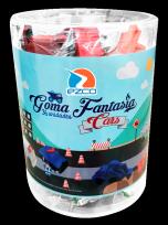 Goma De Borrar Ezco Fantasia Cars Tubo x 36 Unid. Cod. 221107
