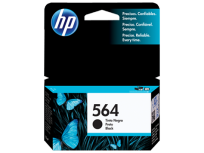 Cartucho Hewlett Packard 564 (CB316WL) Negro 7,5 Ml. P/Photosmart C6380 Cod. Ci-Hp-316W00