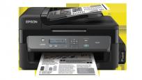 Impresora Epson M 200 Multifuncion Monocromatica Sistema Continuo Red Cod. Im-Ep-M20000